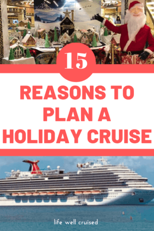 15 Reasons to Plan a Holiday Cruise