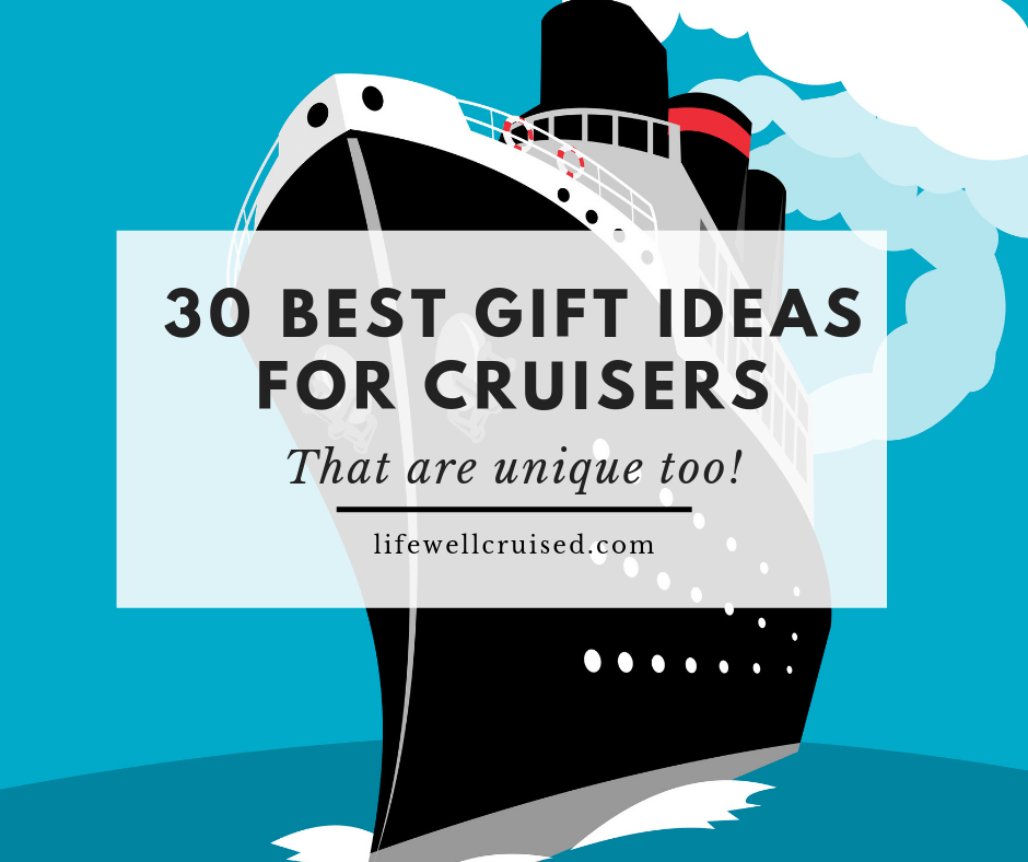 30 best gift ideas for cruisers