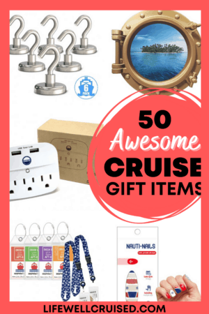 50 Awesome Cruise Gift Items