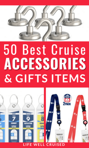 50 Best Cruise Accessories and gifts