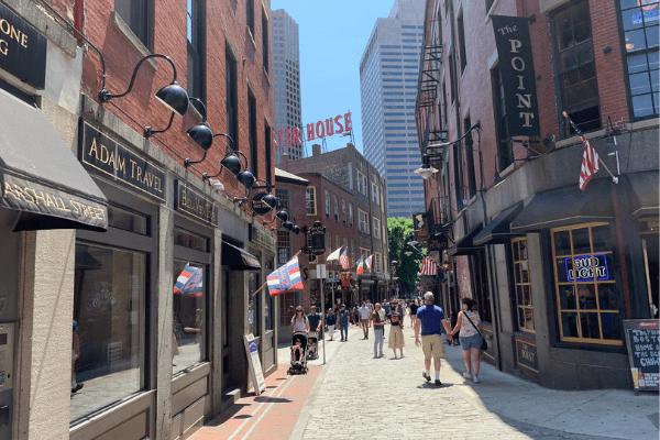 boston cruise visit