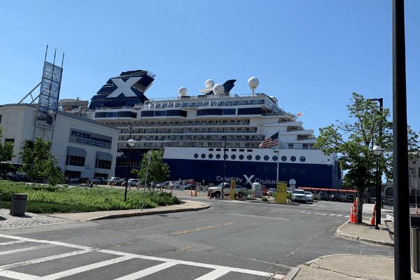 cruise port boston celebrity summit