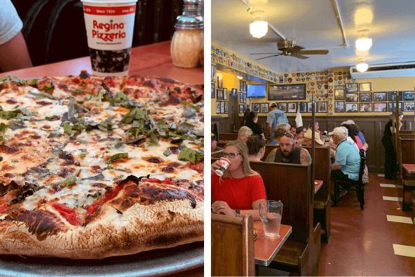 boston pizza reginas