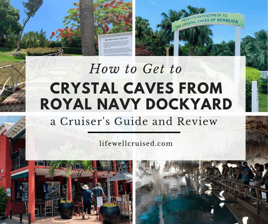 How to get from Dockyard to Crystal Caves – A cruiser's guide and review