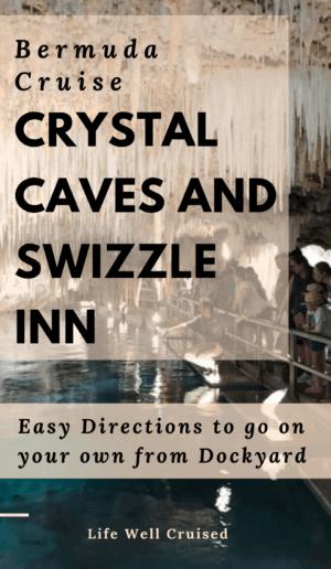 bermuda crystal caves and swizzle inn