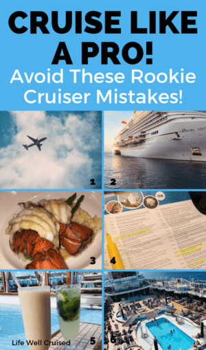 Cruise Like a Pro.Avoid these rookie mistakes PIN