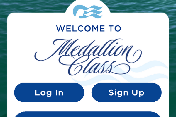 Ocean medallion app to download