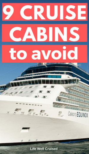 9 cruise cabins to avoid PIN image