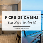 9 cruise cabins you need to avoid