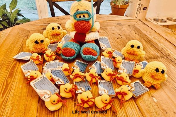 cruising ducks