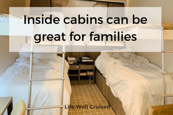 inside cabins can be great for families cabin image