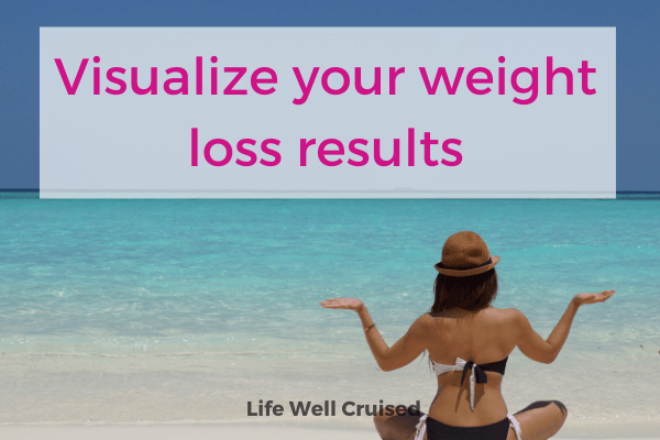 Visualize your weight loss results