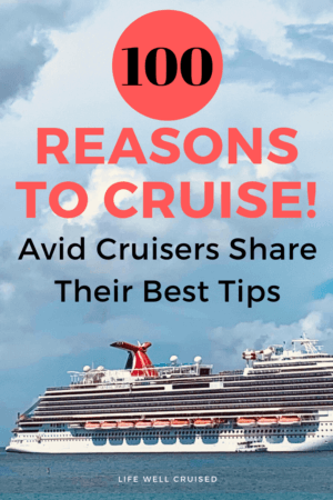 100 Reasons to Cruise PIN image