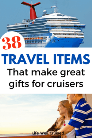 38 Travel Items That Make Great Gifts for Cruisers PIN