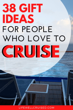 38 gift ideas for people who love to cruise PIN