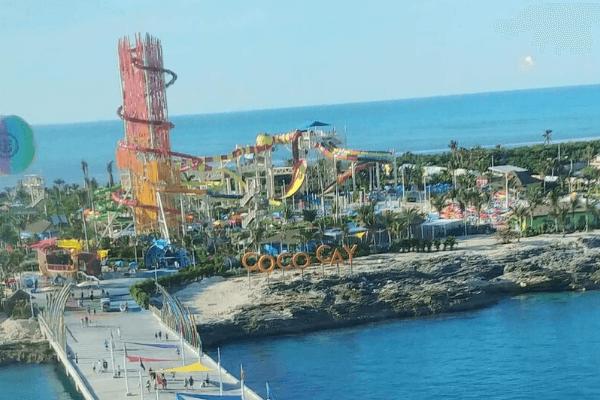 Coco Cay Royal Caribbean