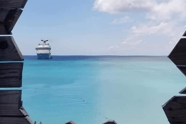 Half Moon Cay Carnival Ship