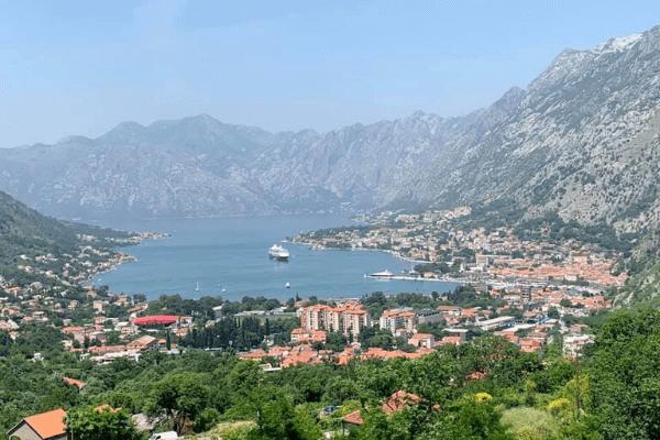 Kotor Montenegro cruise ship