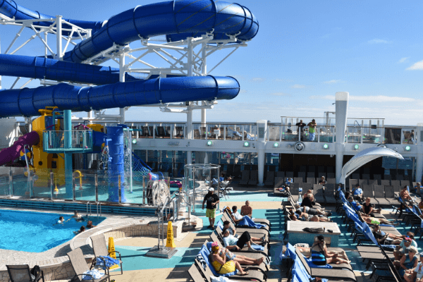 Cruise Ship Waterslide 6 x 4