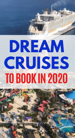 Dream Cruises to book in 2020