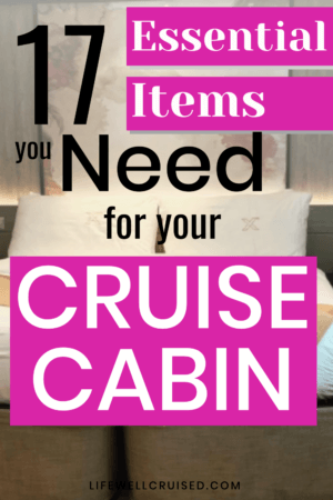 17 Essential Items You Need for Your Cruise