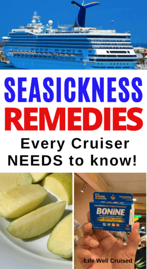 Seasickness remedies every cruiser needs to know