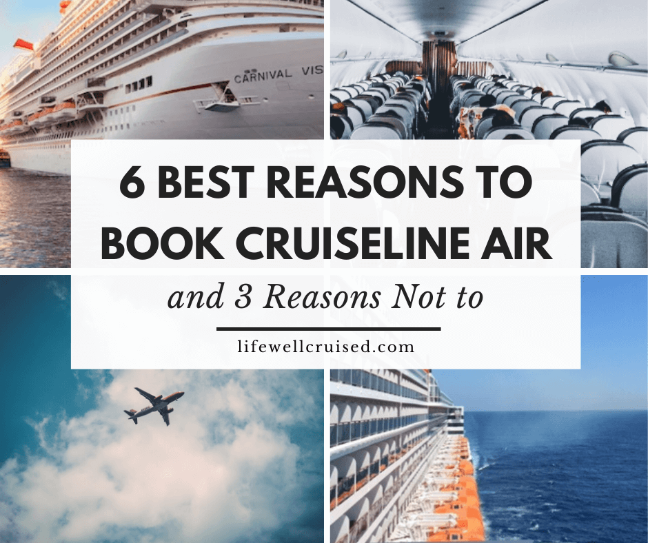 6 Best Reasons to Book Cruise Line Air (and 3 Reasons Not To)