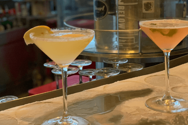 Cruise Martinis 6 x 4