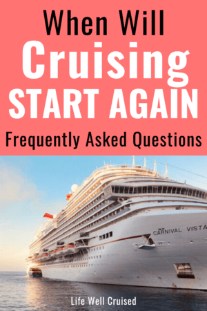 When Will Cruising Start Again FAQ