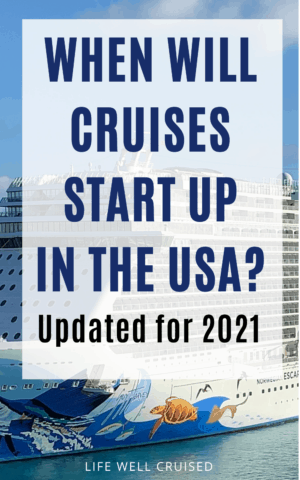 When will cruises start in usa