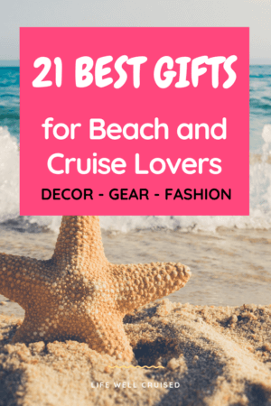21 Best Gifts for Beach and Cruise Lovers