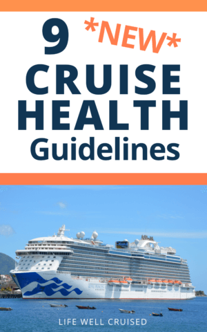 9 New Cruise Health Guidelines