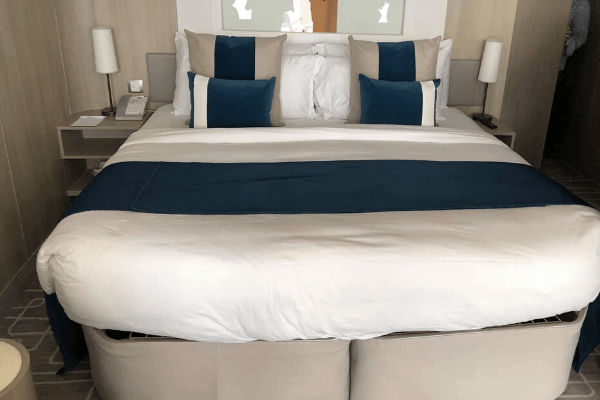 Celebrity Edge inside cabin 6 x 4