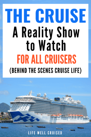 The Cruise a Reality Show to Watch