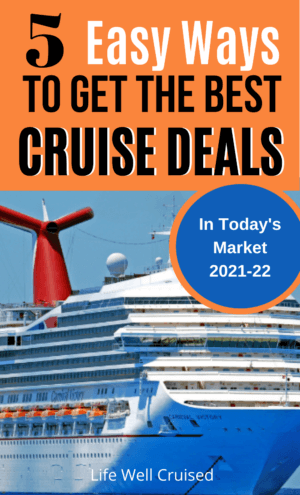 5 Easy Ways to Get teh Best Cruise Deals in Today's Market PIN