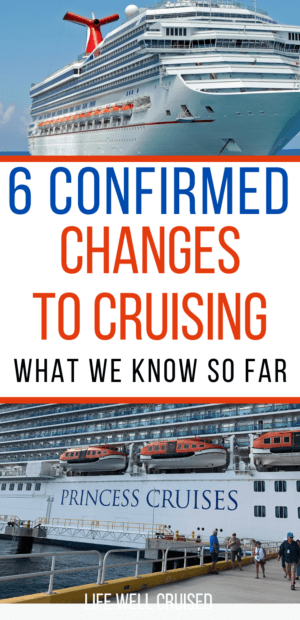 6 Confirmed Changes to Cruising What we know so far