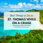 Best Things to Do in St. Thomas While on a Cruise