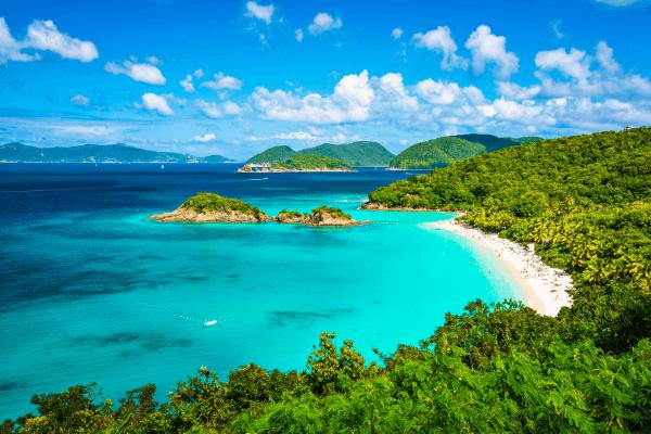 St. John Trunk Bay Beach
