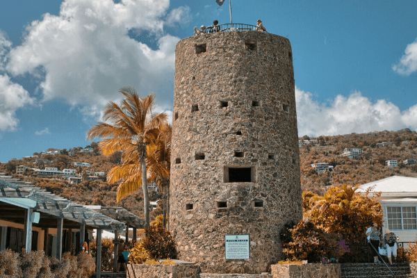 St. Thomas Charlotte Amalie Historic District
