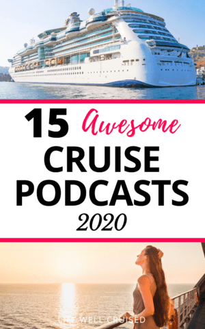 15 Awesome Cruise Podcasts 2020 PIN