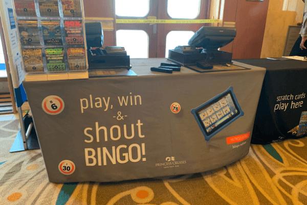 Cruise Bingo