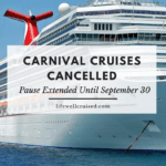 Carnival Cruises Cancelled
