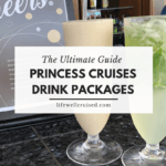 Princess Cruises Drink Packages - The Ultimate Guide