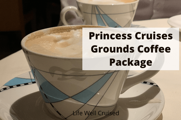 Princess Cruises Grounds Coffee Package