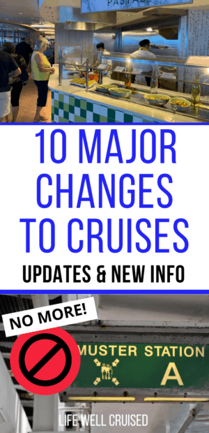 10 Major Changes to Cruises Updates