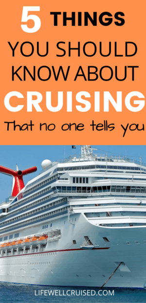 5 Things You Should Know about cruising