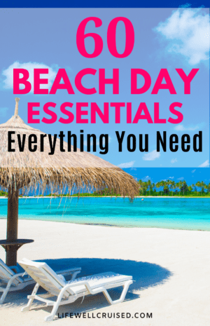 60 Beach Day Essentials Everything You Need