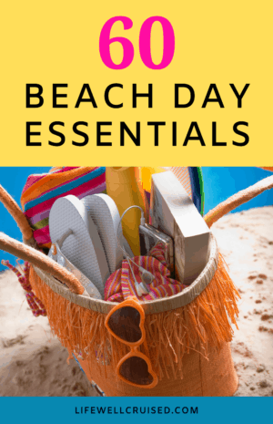 60 Beach Day Essentials