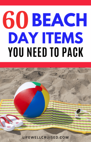 60 Beach Day Items You Need to Pack