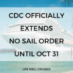 cdc extends no sail order